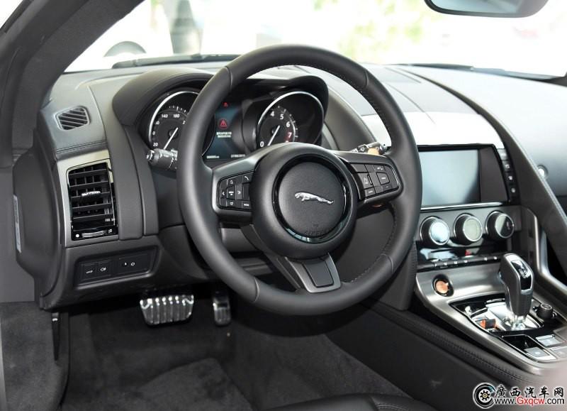 捷豹F-TYPE车型 外观图