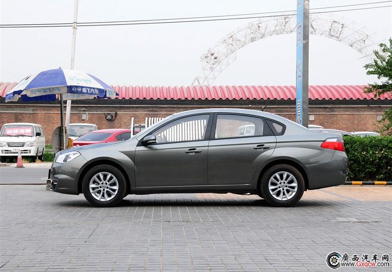 中华H330车型 外观图