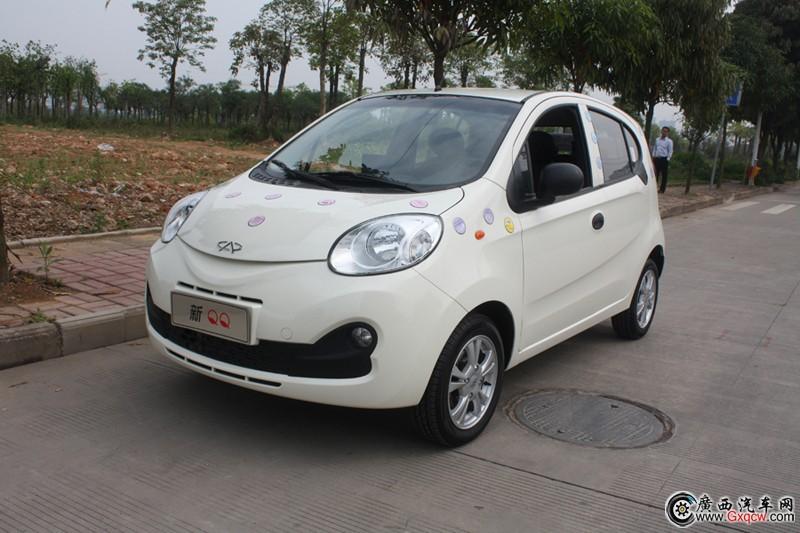 奇瑞QQ车型 外观图-柳州奇瑞 奇瑞QQ现车销售高清图片