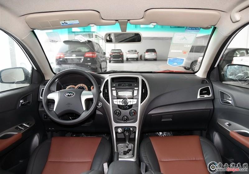 比亚迪F3南宁12月现车销售 购车优惠0.3万高清图片