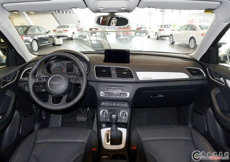 奥迪Q3(进口)车型 内饰图