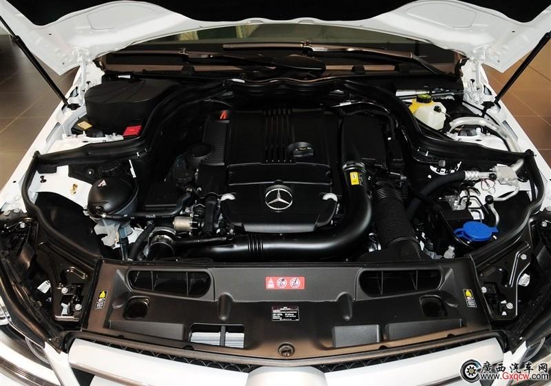 奔驰C级(进口)车型 细节图
