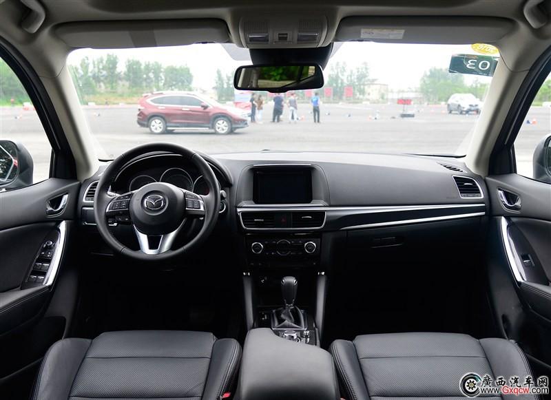 马自达CX-5车型 外观图