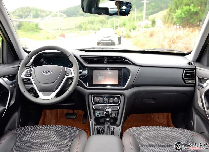 瑞虎3车型 外观图