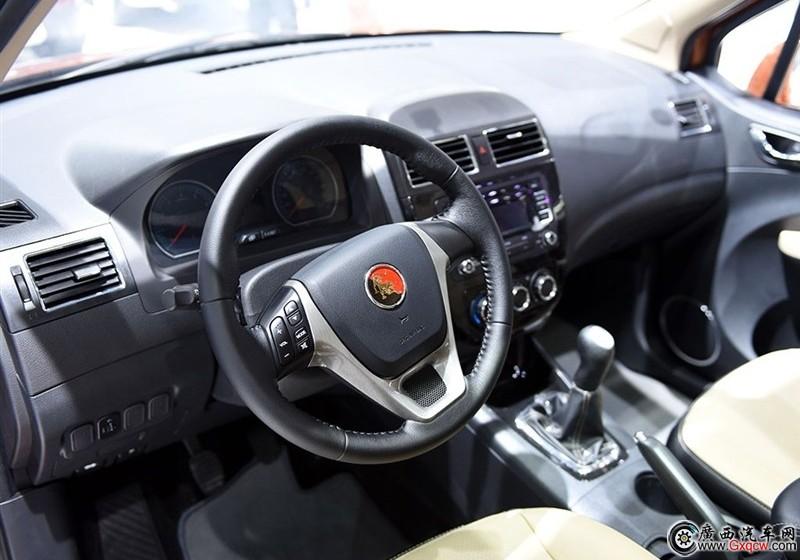 景逸X3车型 外观图