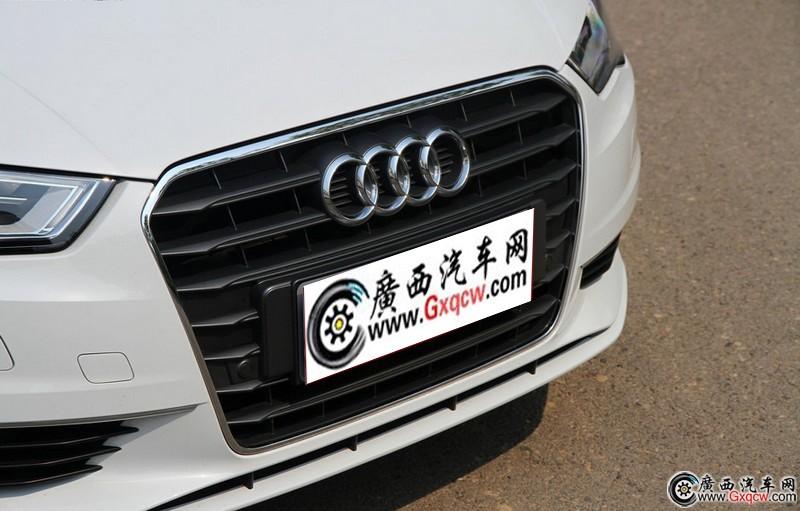 2014款奥迪A3三厢图片 奥迪A3三厢细节图 46794 广西汽车网高清图片