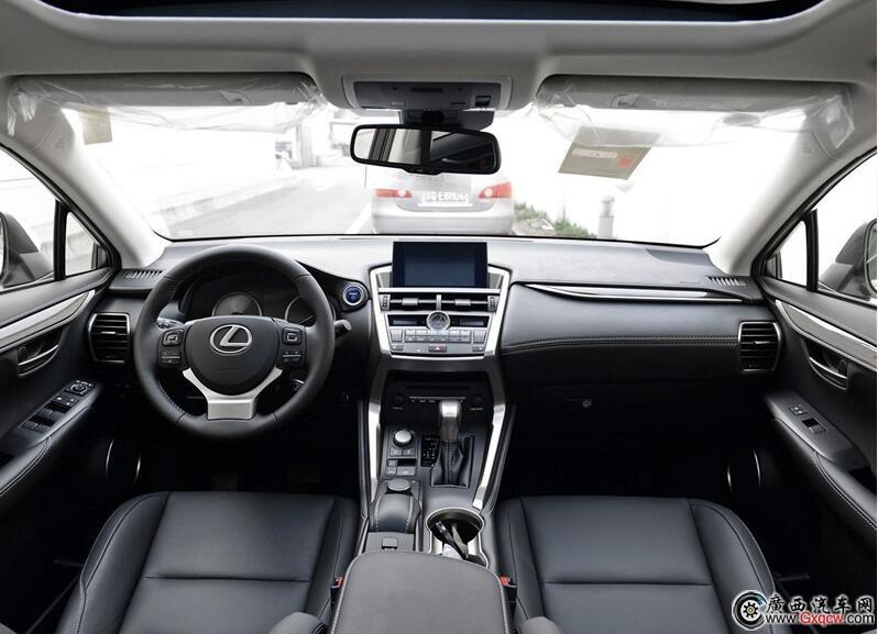 雷克萨斯NX车型 外观图