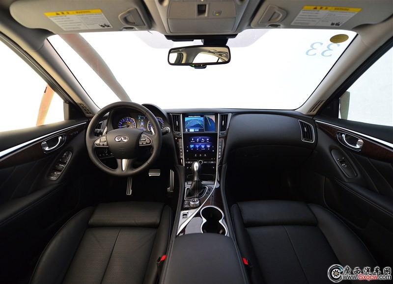 英菲尼迪Q50L车型 外观图