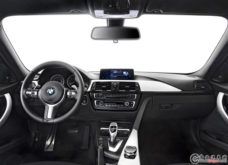 宝马3系车型 外观图