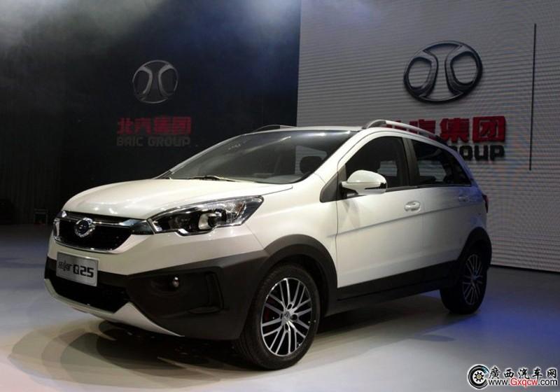 2016款昌河Q25