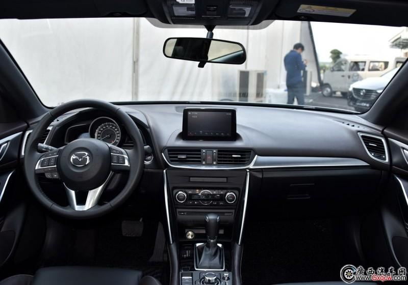 马自达CX-4车型 外观图