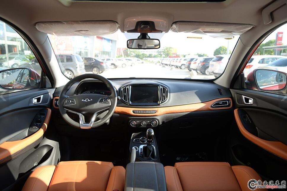 瑞虎7车型 外观图