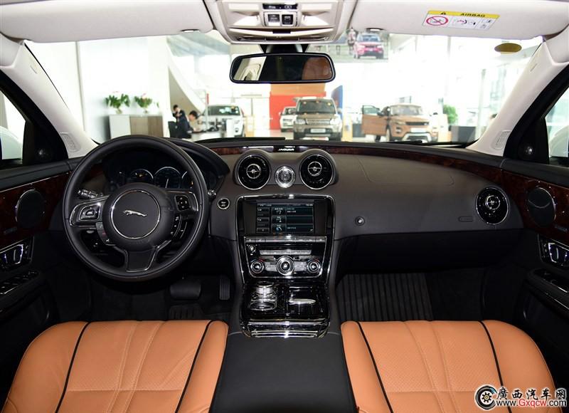 捷豹XJ车型 外观图