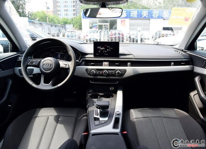 奥迪A4L车型 外观图