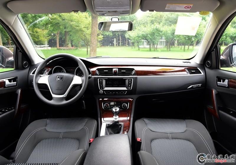 众泰T600车型 外观图