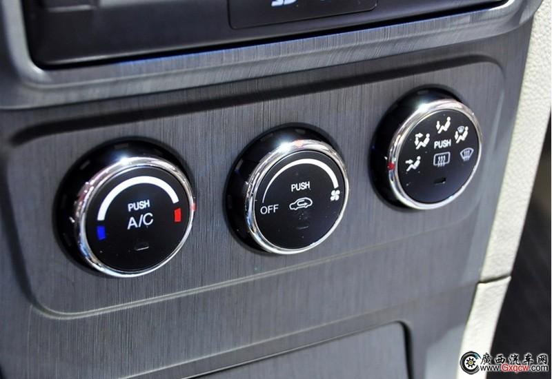 2011款长安CX30两厢图片 长安CX30两厢内饰图 1777 广西汽车网高清图片