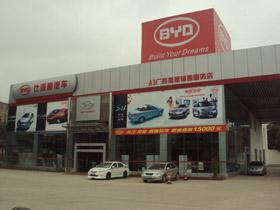 广西南宁和星汽车销售服务有限责任公司