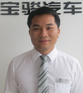柳州双诚 销售顾问 覃祚军