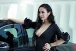 2011东盟南宁车展超级车模干露露