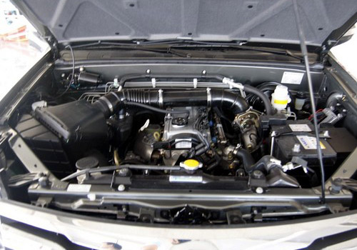 哈弗最经济实惠的一款-长城哈弗H3发动机舱-图的就是个实惠 3款经济型SUV车型推荐高清图片