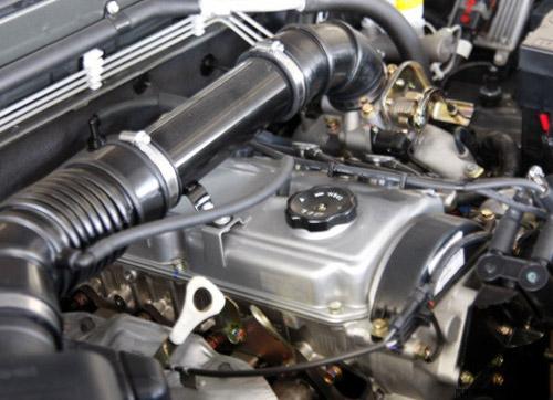 哈弗最经济实惠的一款-长城哈弗H3发动机-图的就是个实惠 3款经济型SUV车型推荐高清图片