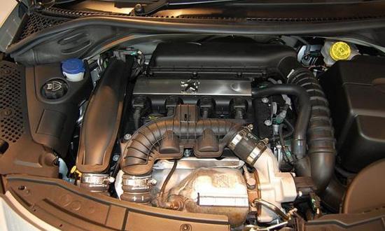 标致207发动机舱-现在省油是王道 4款家用经济小型车推荐高清图片