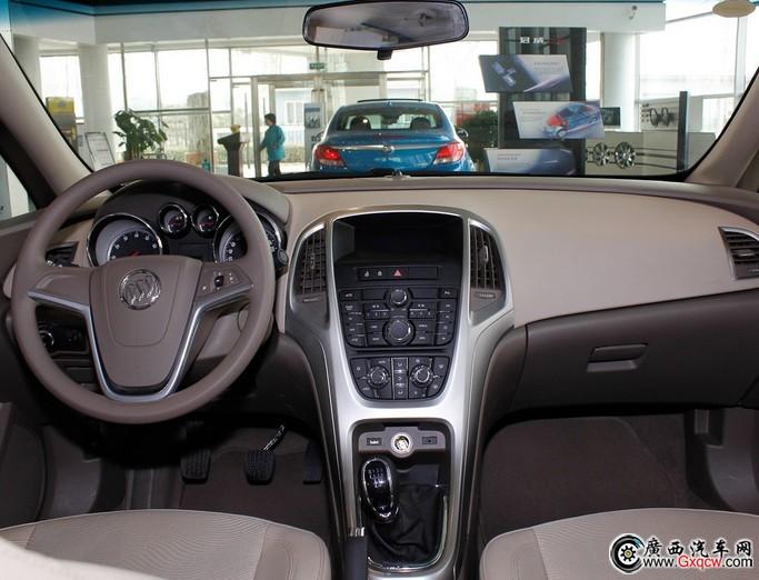 2013款英朗GT-南宁别克英朗GT最高优惠18000元 有现车图片