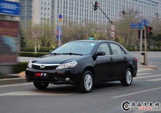 2014款比亚迪F3店内有少量现车在售 可试乘试驾高清图片