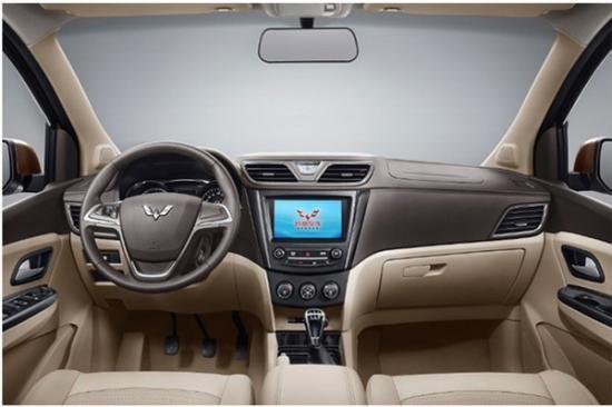五菱宏光S1正式上市 售6.08万 6.98万元高清图片