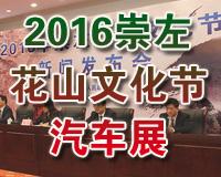 2016崇左花山文化节汽车展